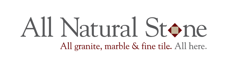 All Natural Stone Logo